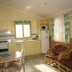 Malibu - kitchen, dining & lounge