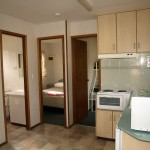 2 Bedroom cabin interior